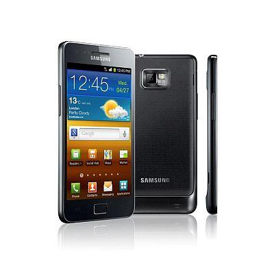 Samsung GALAXY S II Oferta de Paste la Vodafone, cu bonus Internet pe mobil