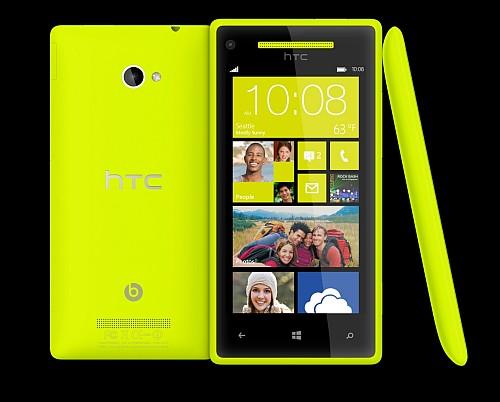 teleofane WP 8X by HTC